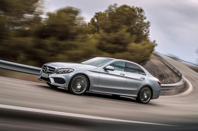 КАСКО на Mercedes C-Class: цены и онлайн-расчет