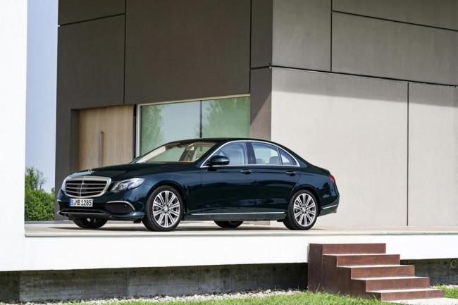 КАСКО на Mercedes E-class: цены и онлайн-расчет