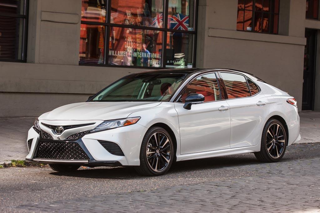 КАСКО на Toyota Camry: цены и онлайн-расчет