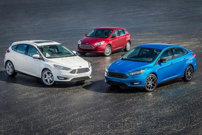 КАСКО на Ford Focus: цены и онлайн-расчет