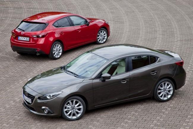 КАСКО на Mazda 3: цены и онлайн-расчет
