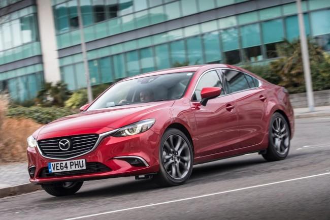 КАСКО на Mazda 6: цены и онлайн-расчет
