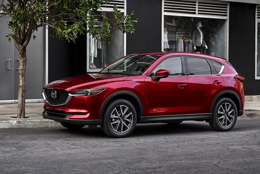 КАСКО на Mazda CX-5: цены и онлайн-расчет
