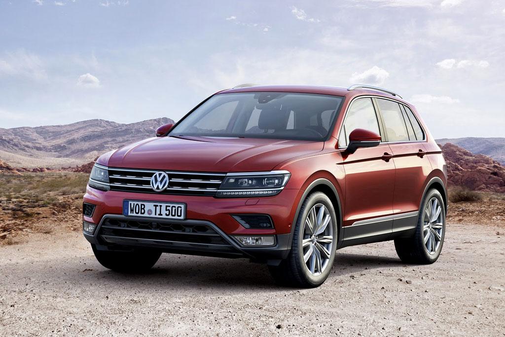 КАСКО на Volkswagen Tiguan: цены и онлайн-расчет