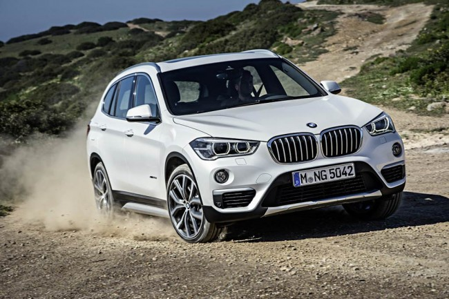 Каско на BMW X1