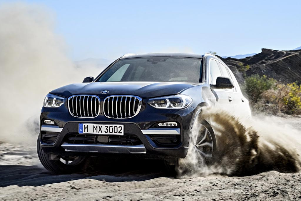 Каско на BMW X3