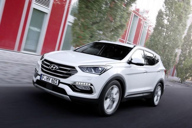 Каско на Hyundai Santa Fe