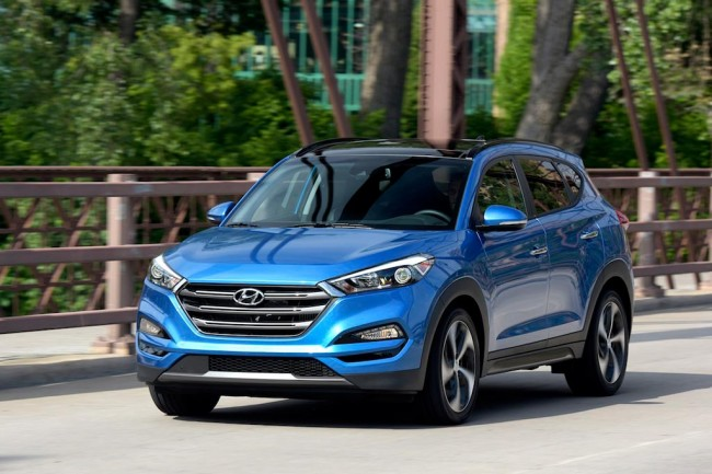 Каско на Hyundai Tucson