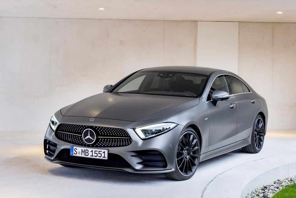 Каско на Mercedes CLS
