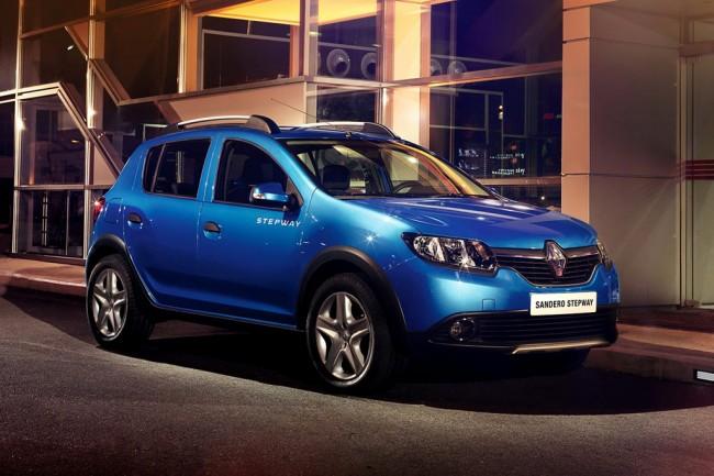 Каско на Renault Sandero Stepway